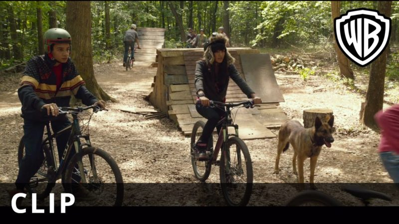 Max – 'Bike Chase' – Official Warner Bros. UK