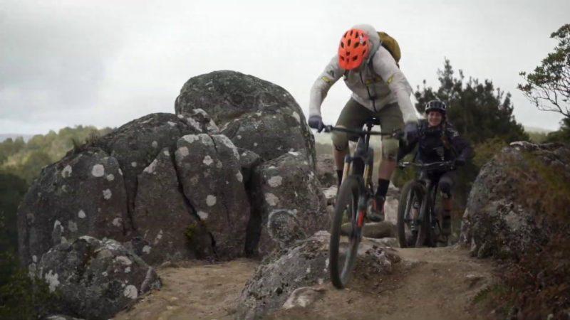 Hans Rey Tries New St Helens MTB Trail | Mountain Biking in Tasmania