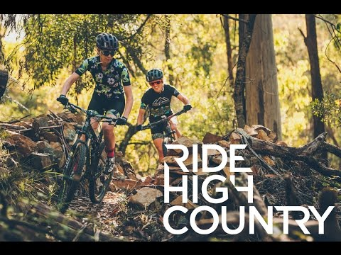 Ride High Country: Mountain Biking In Yackandandah, Victoria
