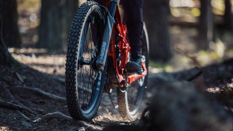 Critique: Les inserts CushCore Pro permettent des pressions de pneus extrêmement basses pour plus d'adhérence, moins de fatigue