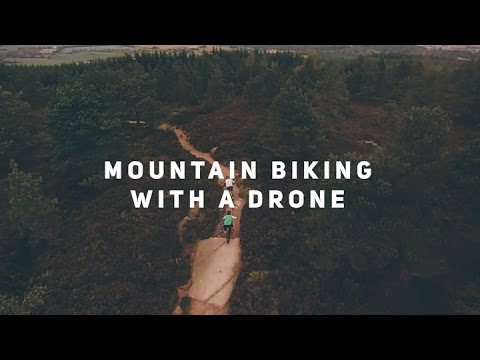 Mountain Biking With a Drone – Bennachie, Aberdeen