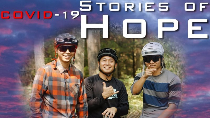Mountain Biking Priests Story of Hope