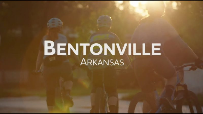 Bentonville Arkansas – The Mountain Biking Capital of the World
