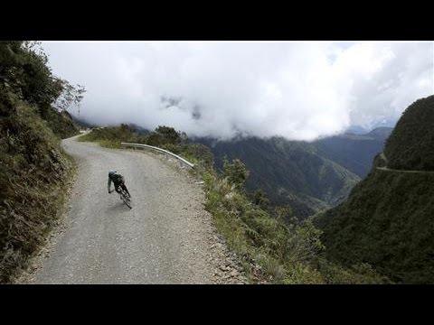 Biking Bolivia's Death Road