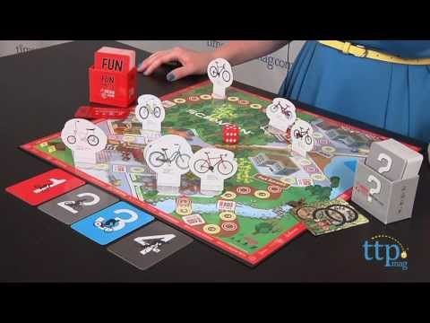 The Schwinn Biking Game from Education Outdoors