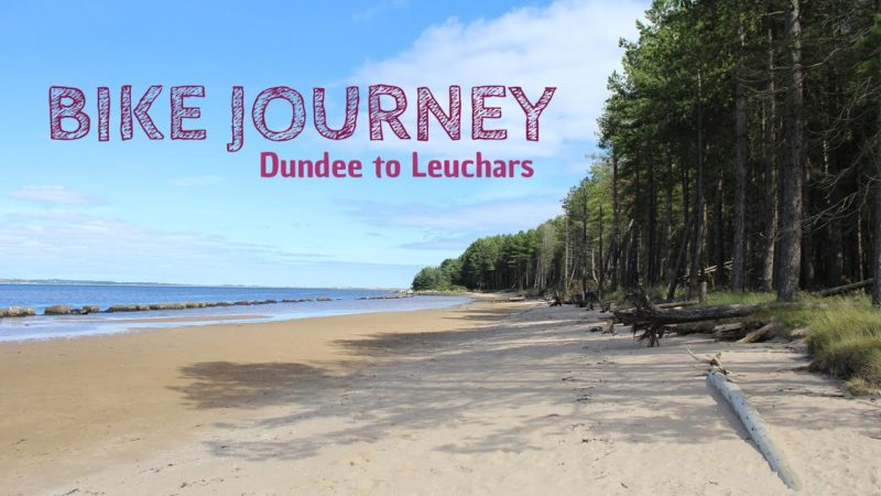 Biking Journeys: Tentsmuir Forest
