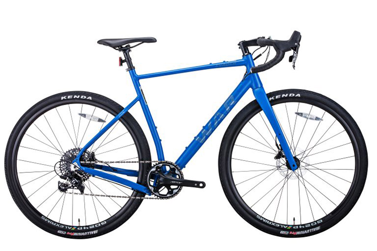 Ross (yes, that Ross) Bicycles launches W.A.R. line of gravel & mountain bikes