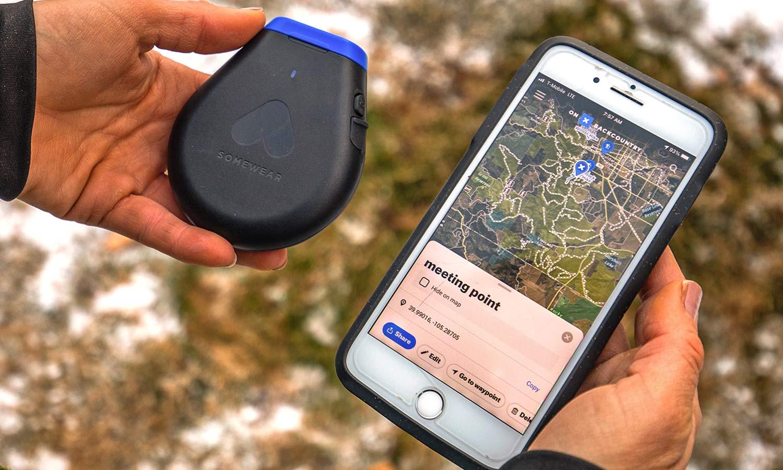 Somewear suivi par satellite et SMS plus puissants et abordables