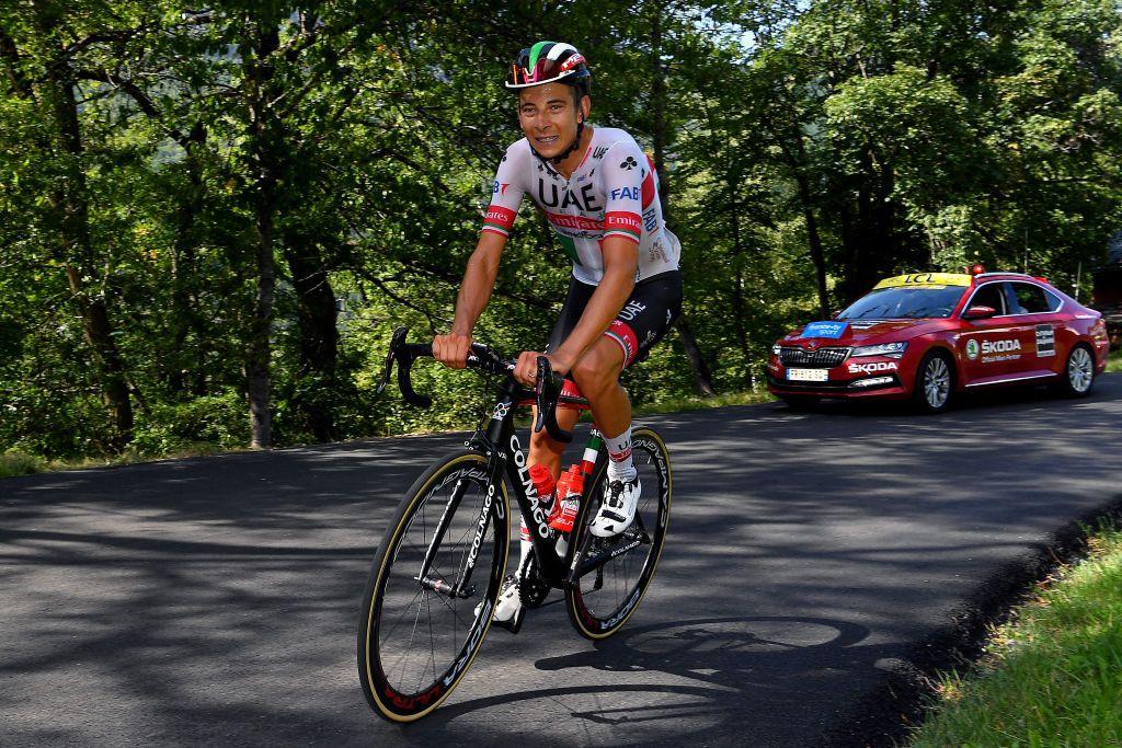 Formolo, Gaviria lead UAE Team Emirates at the Giro d'Italia
