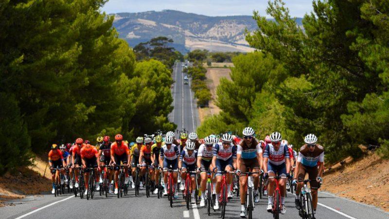 Voorbij de Giro d'Italia: May racen door Europa
