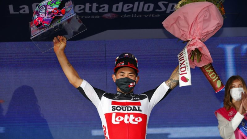 2021 Giro d'Italia: Stage 5 highlights – Video
