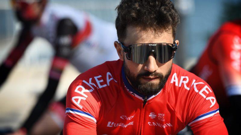 Bouhanni ha consegnato due mesi di sospensione per incidente sprint