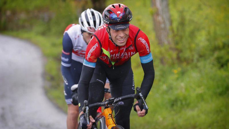 Il Giro d'Italia di Mikel Landa è terminato