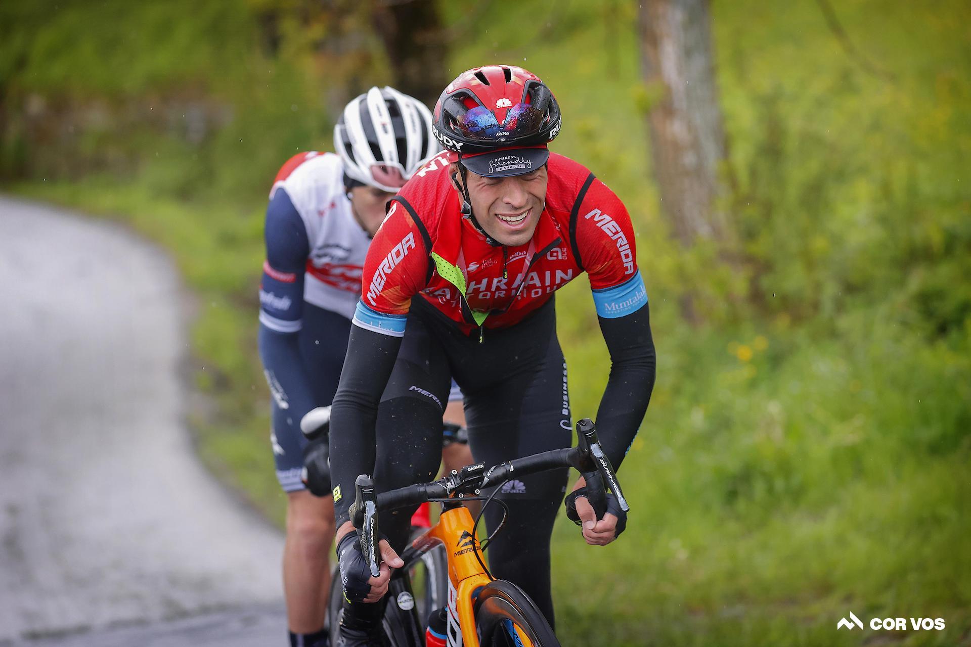 Mikel Landa's Giro d'Italia is over