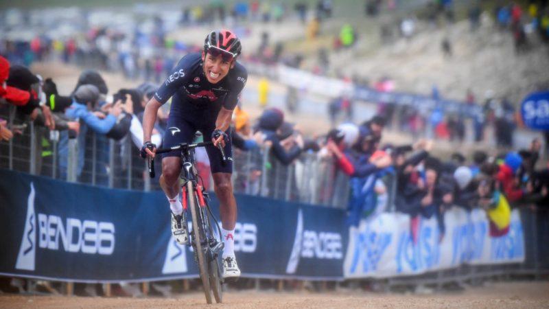 Analyse de puissance: victoire d'Egan Bernal sur le Giro lors de l'étape 9