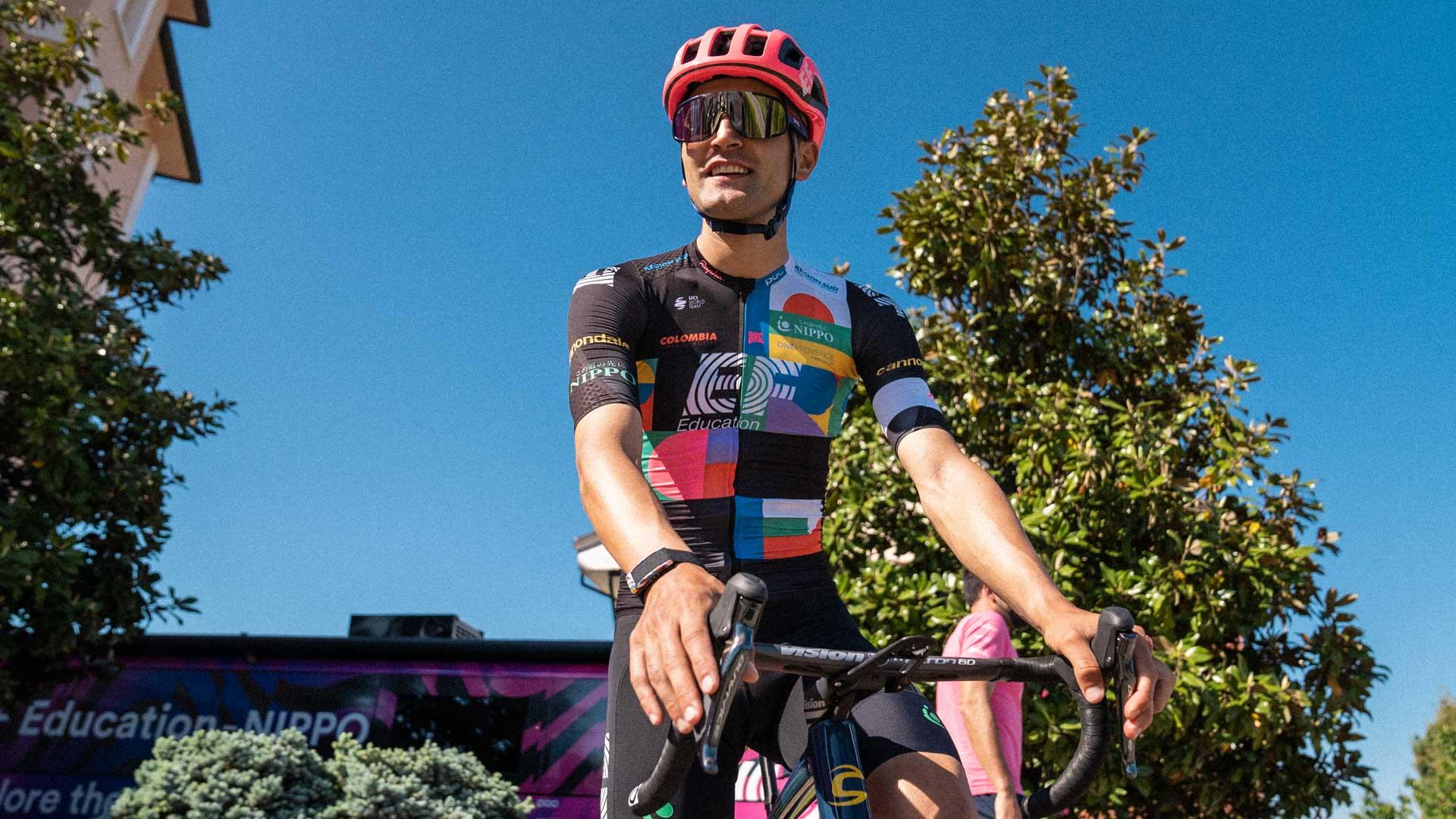 Kein Pink und keine Enten   das neue Giro Tauschkit von EF   Swiss ...