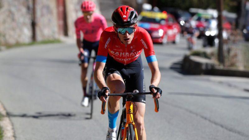 Giro de Italia: Gino Mäder gana la etapa 6