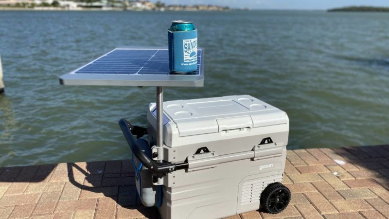 Solar Cooler: GoSun 'Chillest' Evolves the Portable Fridge