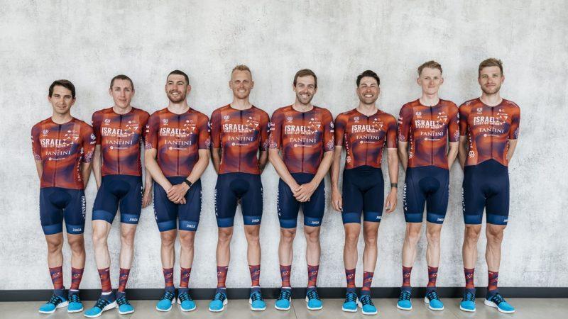 Israel Start-Up Nation launch new wine inspired kit for the Giro d'Italia 2021