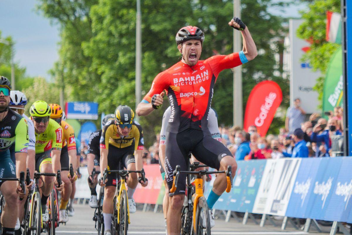 CRO Race: Bauhaus wins stage 1