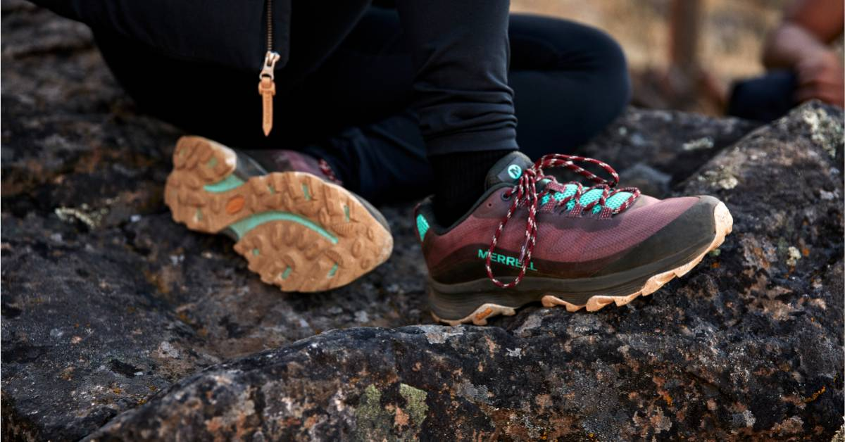 Merrell Cuts Weight, Adds 'Speed' to Bestselling Moab Collection