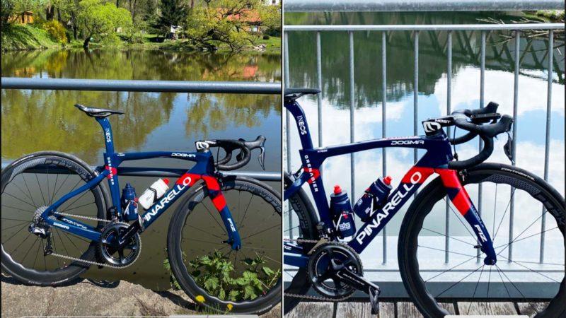 Les nouvelles roues d'escalade Princeton CarbonWorks suggèrent des pneus pour Ineos