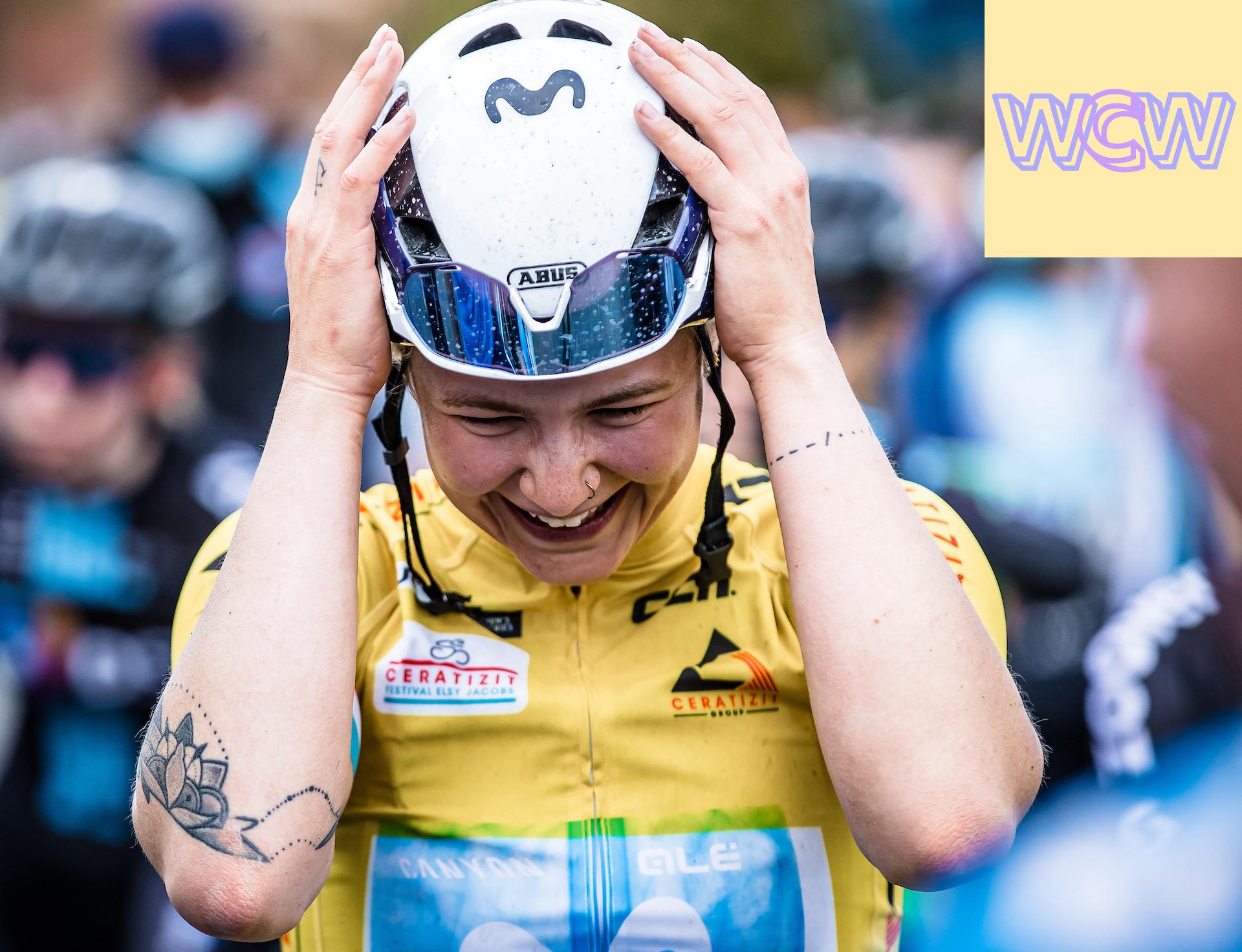 Cyclisme féminin hebdomadaire: numéro 24