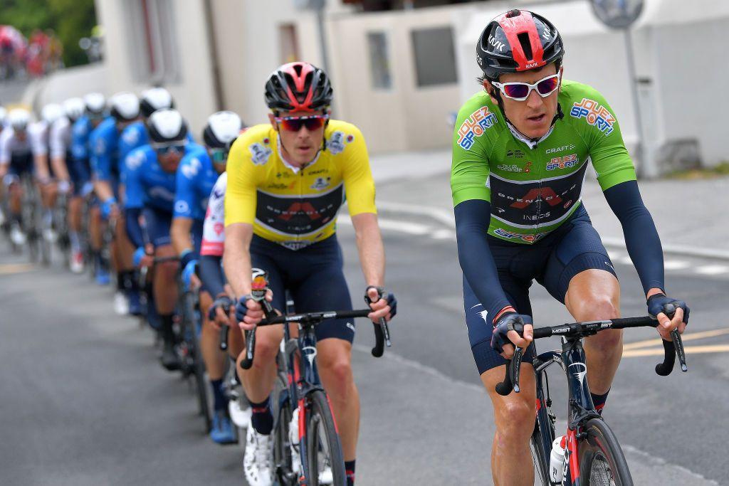 Geraint Thomas and Richie Porte head up Ineos Grenadiers team for Critérium du Dauphiné