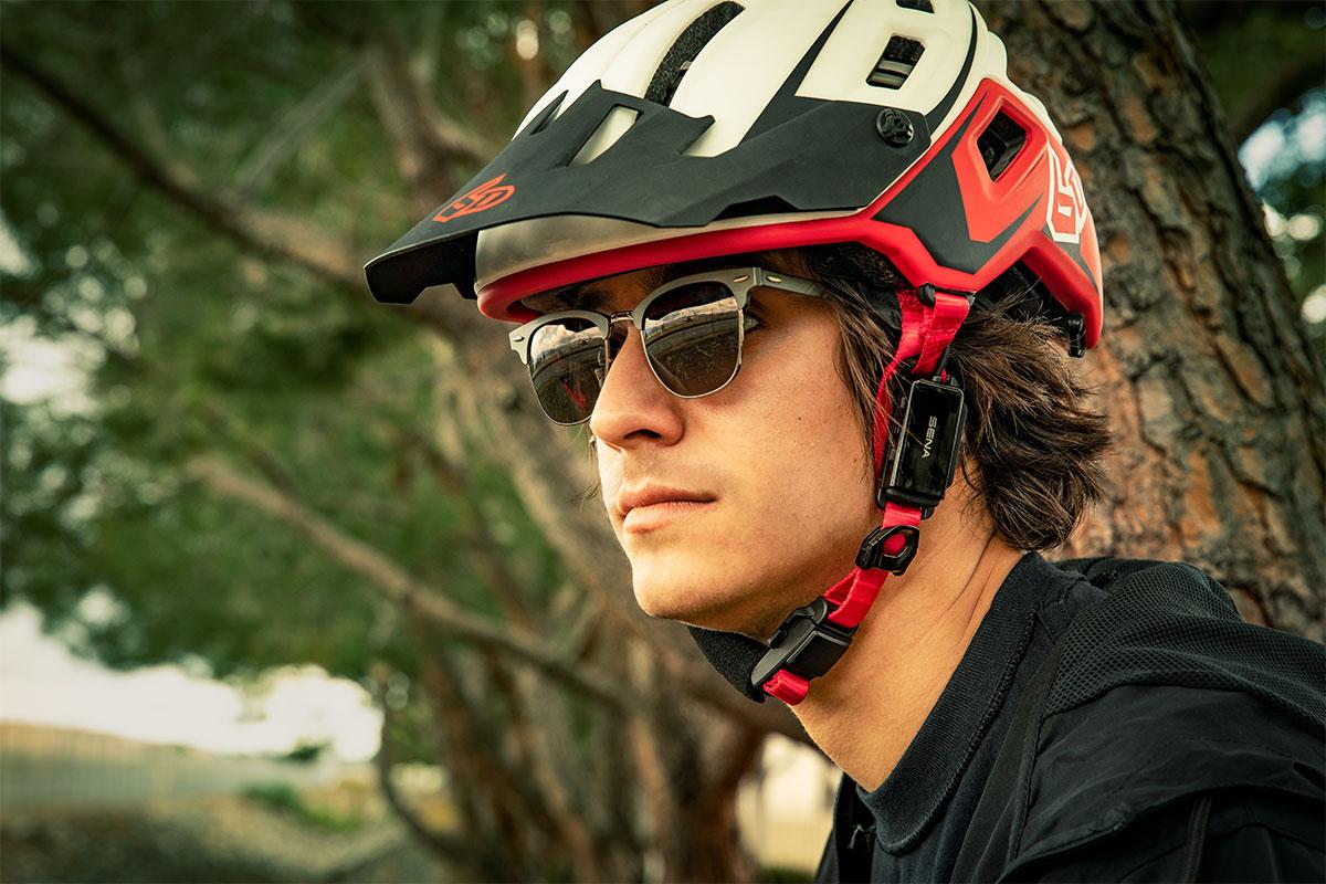 Sena Pi adds universal 2-way wireless communication to any helmet