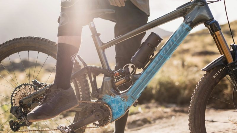 Specialized Kenevo SL sheds 12 pounds to create a monster of an e-MTB