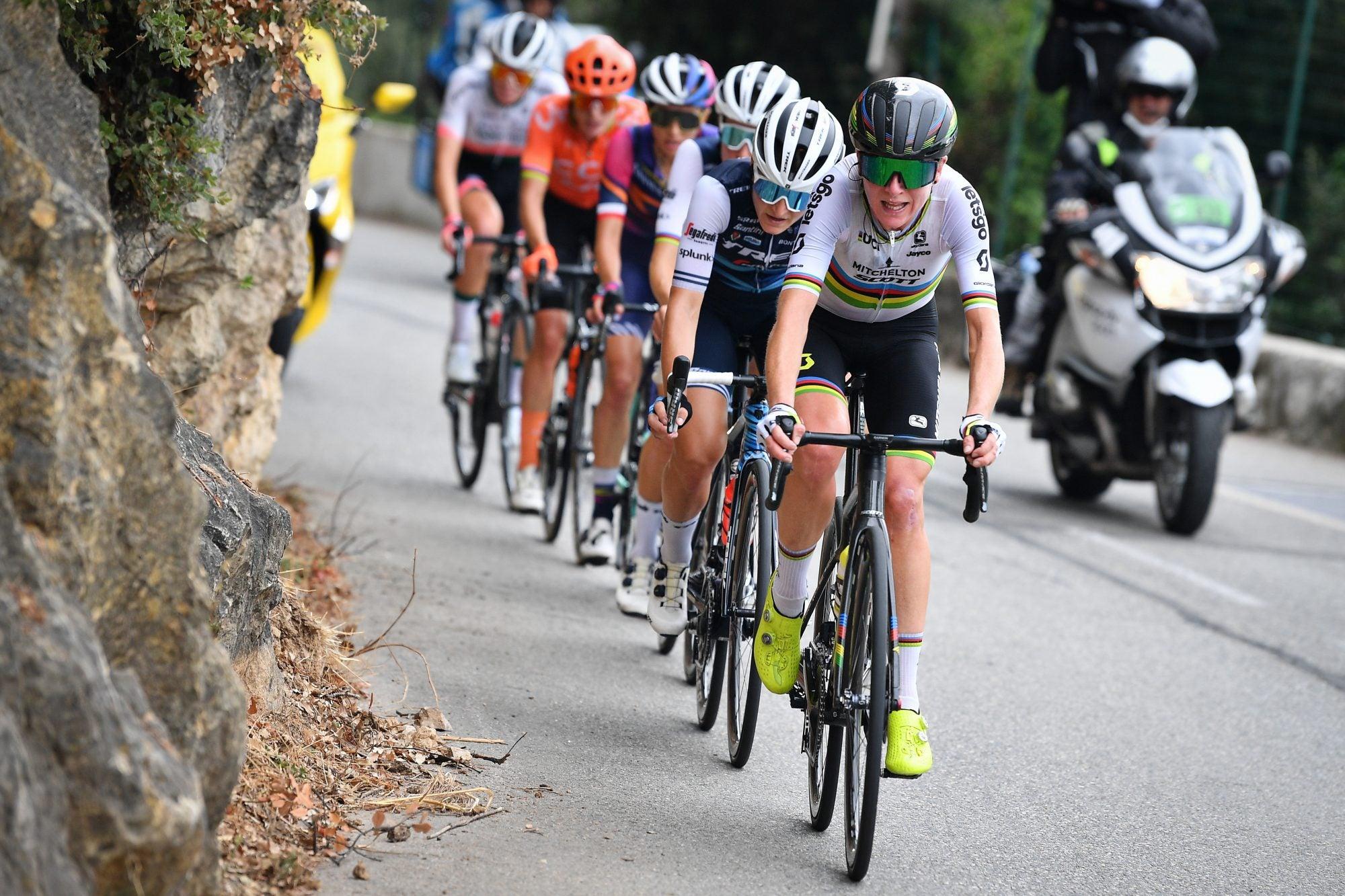 VN news ticker: ASO confirms 2022 women's Tour de France, Giro d'Italia peloton all clear on latest COVID controls