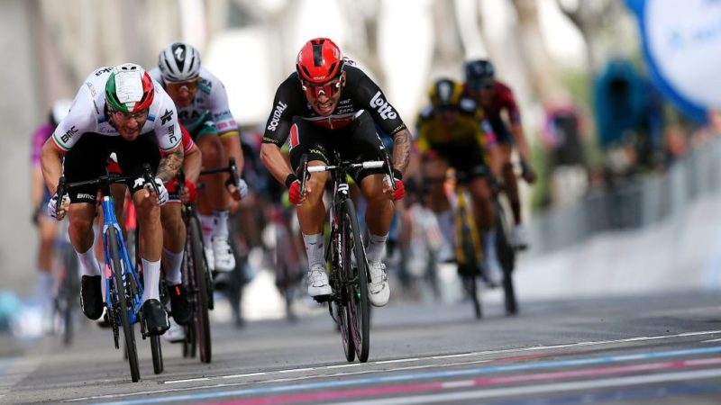 Giro d'Italia: Ewan considers abandoning mid-race to prepare for Tour de France