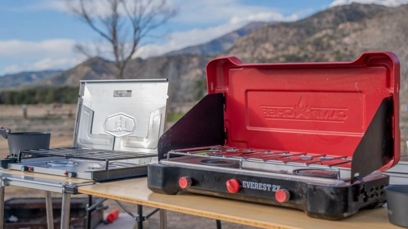 The Best Camping Stoves of 2021
