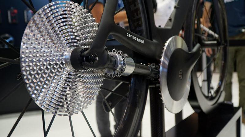 Interview: wat biedt de toekomst voor de fietsgroep met aangedreven aandrijfassen van CeramicSpeed?