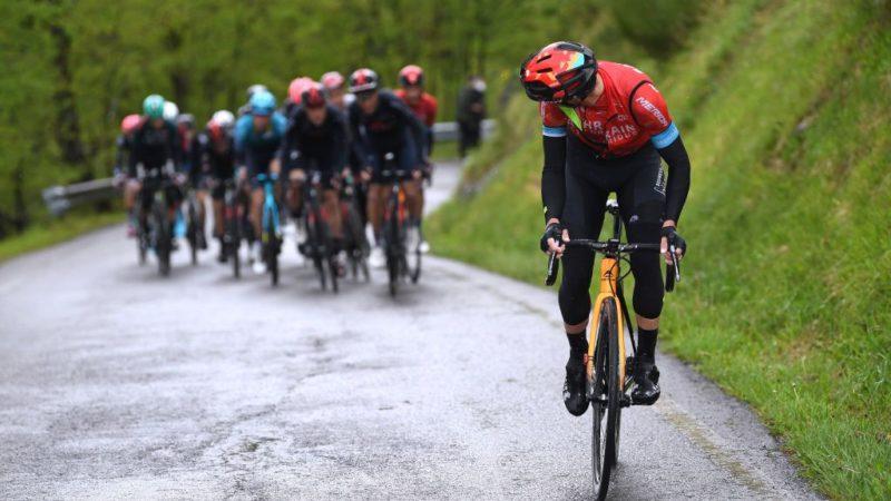 Landa: I felt I was a favourite since before the Giro d'Italia