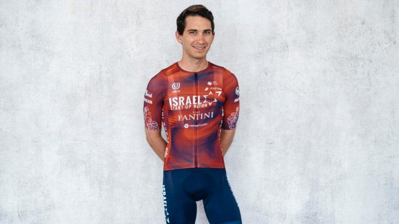 VN news ticker: Israel Start-Up Nation unveils new Giro d'Italia jersey