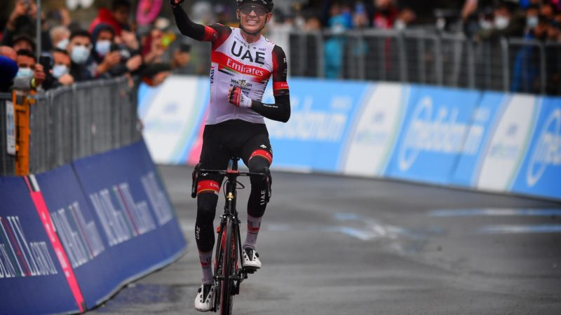 Joe Dombrowski gewinnt die vierte Etappe des Giro d'Italia aus der Pause