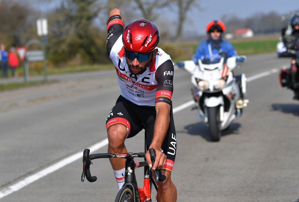 Gaviria está más cerca de la victoria de etapa en el Giro de Italia 2021