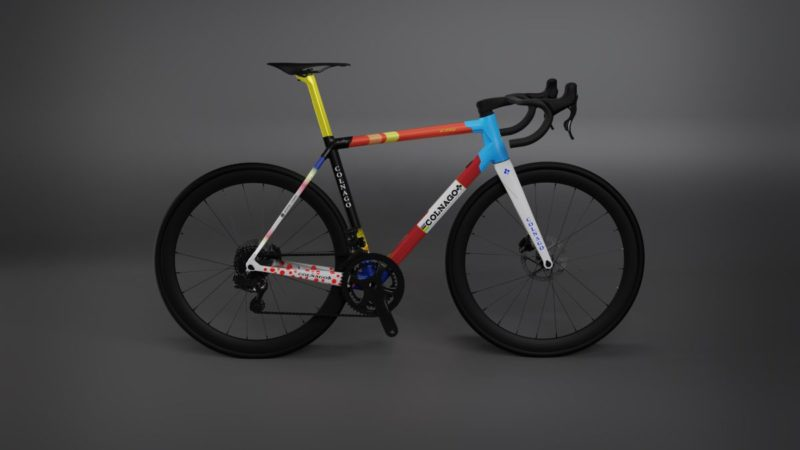 Colnago joins the NFT game by offering limited-edition C64 digital render at auction