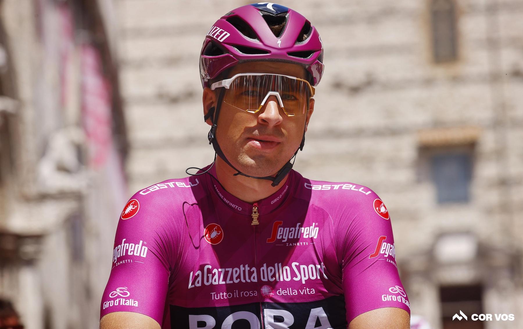 Sagan multado por 'intimidación' en la etapa 18 del Giro