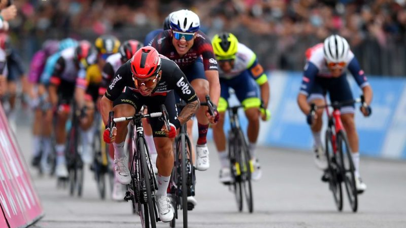 2021 Giro d'Italia: Stage 7 highlights – Video