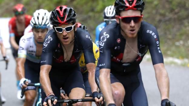 Tour de France: Geraint Thomas enthousiast over de vooruitzichten van Ineos Grenadiers