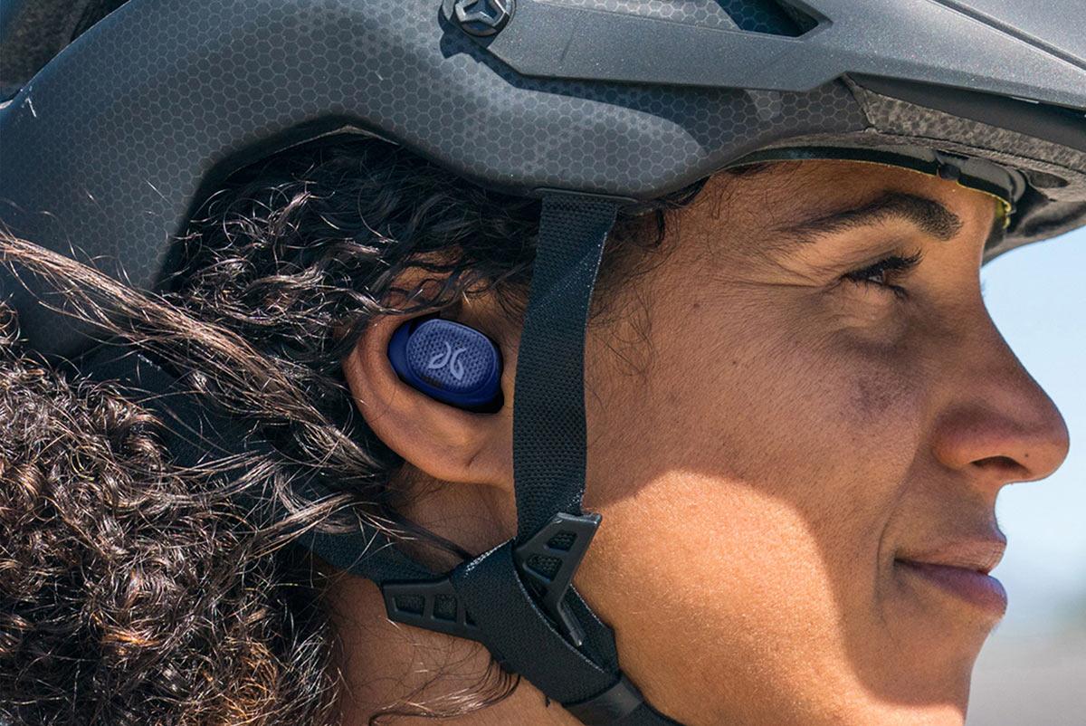 Les écouteurs Jaybird Vista 2.0 amplifient toutes les fonctionnalités idéales pour les cyclistes