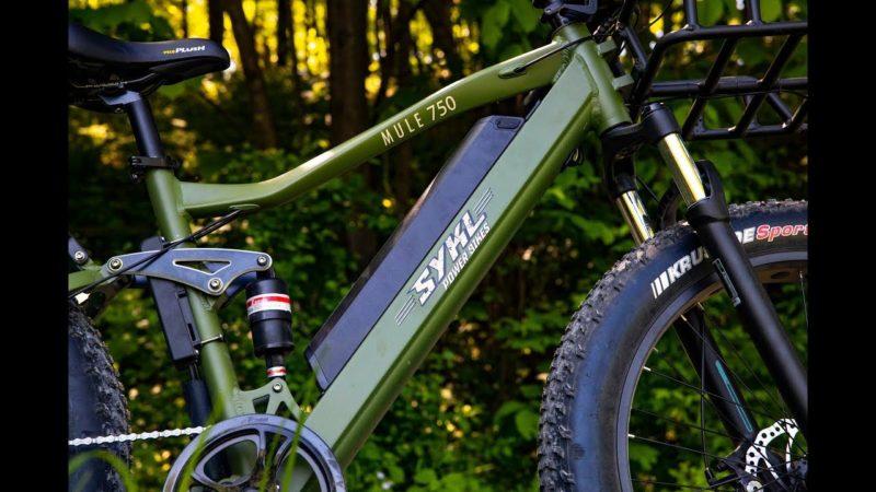 The X750: A Rugged, Hard-Working Backcountry Electric Bike