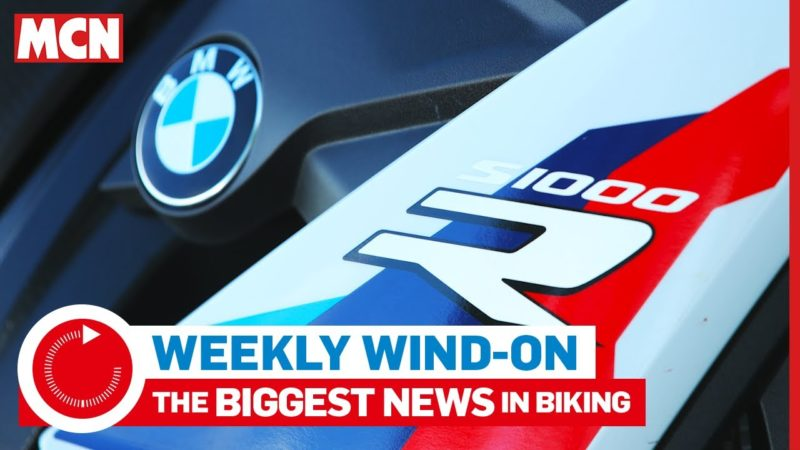 Exclusive spy shots and new bikes for 2021 | MCN's Weekly Wind On ep 53