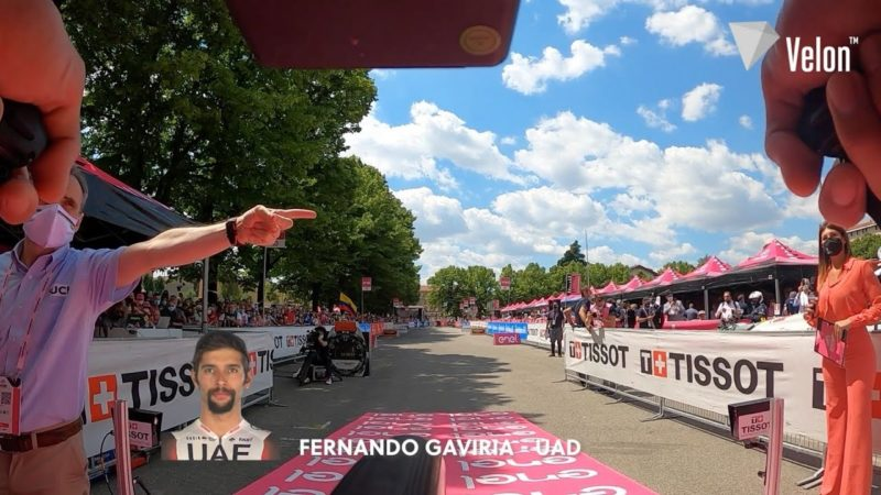 Giro d'Italia 2021: Stage 21 On-bike Highlights!