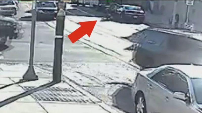 New surveillance video shows suspected shooter on dirt bike in West Philadelphia