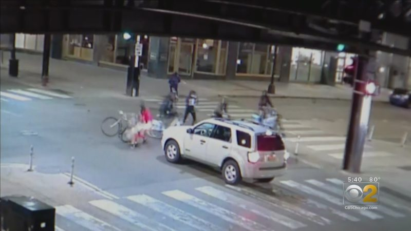 Loop Attackers On Divvy Bikes Suspected In Multiple Incidents