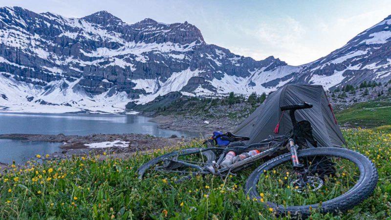 Foto del día de Bikerumor: Lac de Salanfe, Suiza