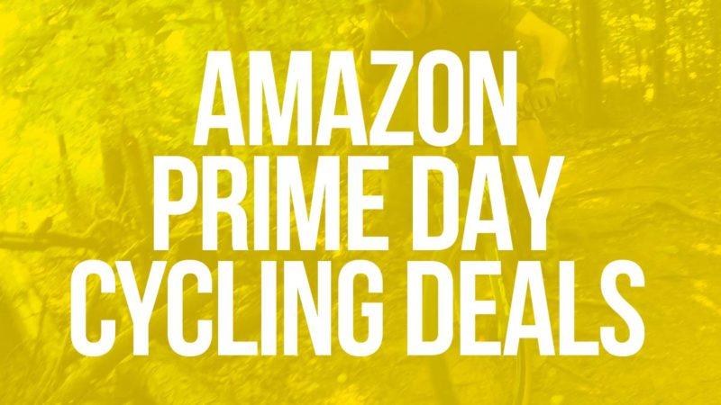 Prime Day-tilbud 2021 – De bedste tilbud for cyklister!